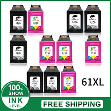 #61XL 61 XL Black Color Printer Ink Cartridge For HP Deskjet 1000 1010 1050 1051