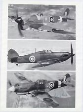 Neville Duke British Ace World War Ii Signed Photo 27 Victories Noted Test Pilot
