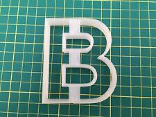 Alphabet Letter B cookie cutter