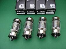 KT88 EH Electro Harmonix matched Quad (4 Stück) NEU - KT88EH Tubes new