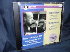 Beethoven / Schumann - Violin Concerto -Kulenkampff / Schmidt-Isserstedt / BP