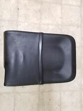 LINCOLN LS 2003 2004 2005 2006 FRONT SEAT BACK PANEL BLACK