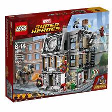 LEGO Marvel Super Heroes 2018 Sanctum Sanctorum Showdown (76108)