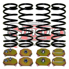 1995-2002 Land Rover Range Rover Front & Rear Air to Coil Spring Conversion Kit