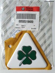 Alfa Romeo Giulietta Quadrifoglio QV Emblem/ Badge New & Genuine - 50519489