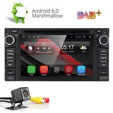 "6.2"" Android 6.0 Car DVD Stereo GPS Camera OBD2 Toyota Hilux Prado RAV4 Corolla"