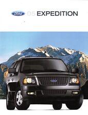 2005 05 Ford Expedition Original Sales Brochure
