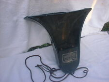 """The """"Auditorium"""" True-Tone Reproducer sconce Speaker 1925 Extremely RARE,"""