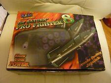 Sega Saturn PRO FIGHTER 8 Arcade Controller BRAND NEW IN BOX! RARE Naki