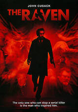 The Raven (DVD, 2012)