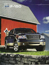 Mint Condition 2006 FORD F-150  BROCHURE 06