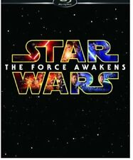 Star Wars: The Force Awakens (Blu-ray/DVD 2016) Harrison Ford