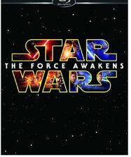 Star Wars: The Force Awakens (Blu-ray/DVD 2016) Harrison Ford
