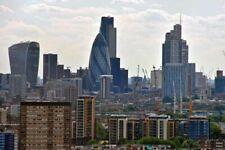 The City of London skyline The Gherkin Walkie-Talkie Leadenhall buildings Photo