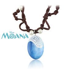 Moana Princess Heart of Te Fiti Pendant Necklace, Disney Cosplay, TeFiti, Charm