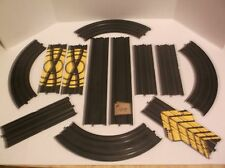 life like slot car track parts lot ho 1/64 scale in good condition
