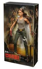Tomb Raider Movie Barbie Lara Croft Doll Mattel