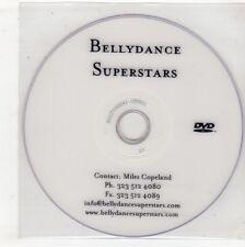 (GW490) Bellydance, Superstars - DJ DVD