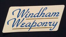 Windham Weaponry Firearms Company Logo Sticker Decal