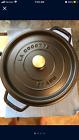 Staub La Cocotte Round Cast Iron Dutch Oven 4 Quart