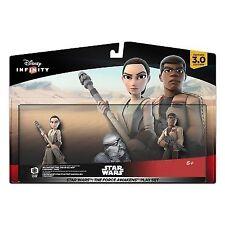 Star Wars Disney Infinity 3.0 The Force Awakens Play Set Finn Rey Poe