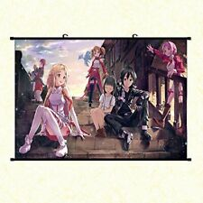 Walscrolls Wonderland Sword Art Online Poster Rollbild Tapete Wallscroll 60x40CM