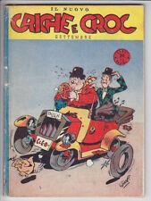 IL NUOVO CRICHE E CROC 1949  n.   2  - ed. Edital   # ottimo