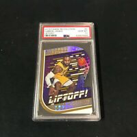 2018 Panini Revolution Liftoff! #4 LEBRON JAMES PSA 10 LA Lakers ~AA4-899