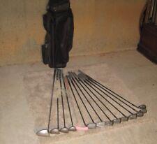 Cougar irons, RAM & Bullet drivers Ladies RH 15 pc Graphite Golf Club Set w/ Bag