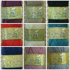 Knitting Wool 50g Ball Merino 100% Wool Aran Knitting Wool Yarn King Cole