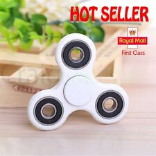 Bangers doigt main Spinner EDC Pocket Toy Focus Stress UK Stock Blanc [40