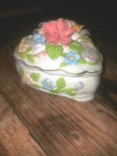Blüten Keramik-Vasen, - Töpfe & -Dosen