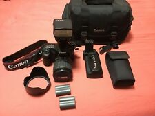 Canon EOS 40 D 10.1 DSLR Camera Bundle