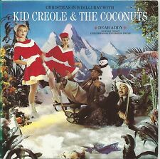 """KID CREOLE AND THE COCONUTS - DEAR ADDY - MINT- ISLAND VINYL 7"""""""