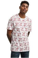 True Religion Men's Buddha Monogram Short Sleeve Crew Neck Tee T-Shirt