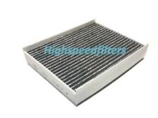 CHARCOAL CABIN AIR FILTER FOR 2015- 2017 FORD F150 Replace FP79 C38214