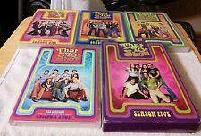 THAT '70S SHOW  SEASONS 1 THROUGH 5 BOX SETS  SEASON 1,2 ,3, 4 & 5    DVD SETS