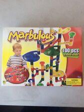 Marbulous Marble Run 100 Piece Set