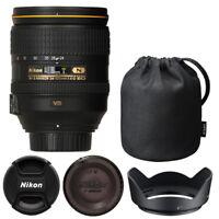 Nikon 24-120mm f/4G ED VR AF-S NIKKOR Lens