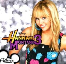 HANNAH MONTANA 3 [Soundtrack CD] EXC Disney Channel Miley Cyrus