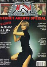 TV ZONE SPECIAL #12 - SECRET AGENTS SPRCIAL SPECIAL