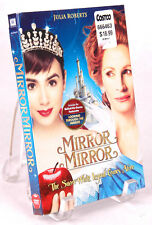 Mirror Mirror DVD-Snow White Legend Comes Alive-PG-Special Features-2012-20thFox