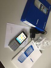 Nokia  C3-01.5 - Silber (Ohne Simlock) 100% Original !! Top Zustand !!!