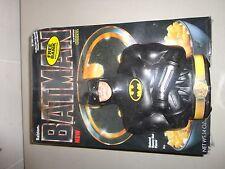1989 Ralston BATMAN Cereal with Free Bank Promo SEALED Michael Keaton