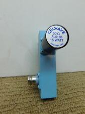 CELWAVE AL015B 15 WATT RF LOAD WITH 3-Way ELBOW 50 OHM