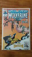 Wolverine 120 Venom Constrictor Marvel High Grade Comic Book RM9-98