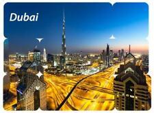 Dubai Burj Kalifa Magnet Set Souvenir Arabische Emirate,7 tlg.,Neu