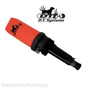 DT Systems Super-Pro Dummy Launcher Dog Bird Hunting Trainer With Orange Dummy