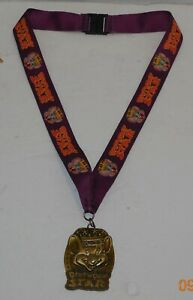 Chuck E Cheeses Exclusive Souvenir Birthday Star Medal