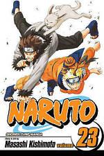 Naruto, Vol. 23 ' Kishimoto, Masashi manga in english,